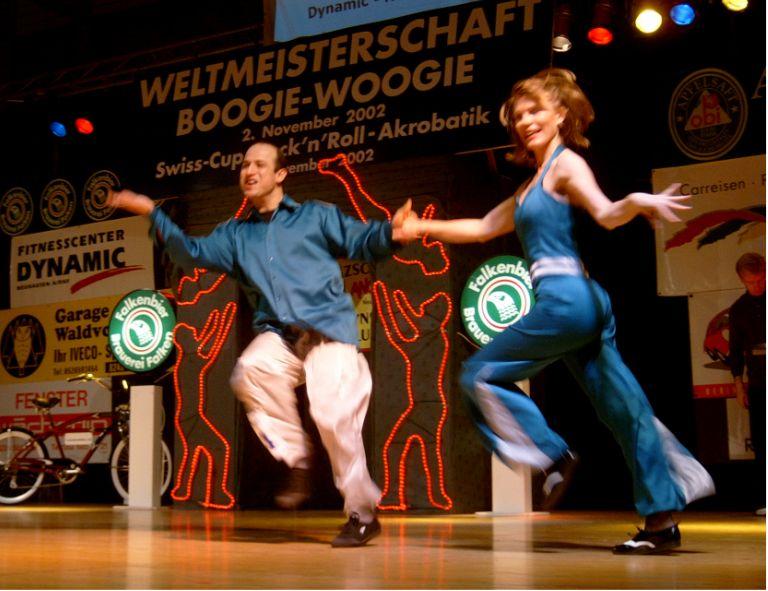 Tanzstil